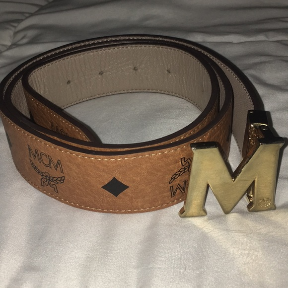 Mcm Accessories Mcm Reversible Belt Poshmark Widest selection of new season & sale only at lyst.co.uk. mcm reversible belt